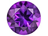 1ct Avg 7mm Rd Untreated Amethyst Ss 7mm Rd Solitaire Ring Casting Kit Free Setting