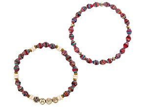 Akola Mama Bracelet Set of 2