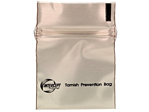 Tarnish Tamer ™ Tarnish Resistant Poly Bag Assorted Sizes 50 Piece Set
