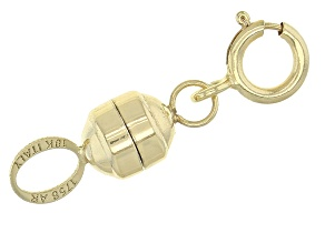 Magnetic Clasp Converter in 10k Yellow Gold