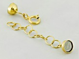 Magnetic Clasp Converter in 10k Yellow Gold With 1 inch Extension Chain