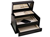 Juliette Wooden Jewelry Box Java Finish