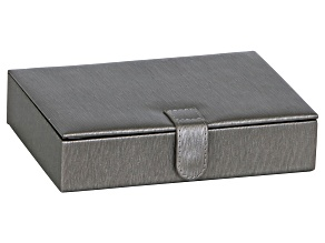 Jewelry Box Berkley Faux Leather