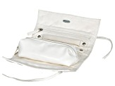 Travel Jewelry Roll Whitley in Faux Leather