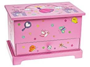 Jewelry Box Kerri Musical