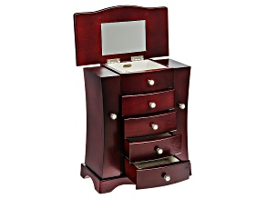Jewelry Box Bette Mahogany