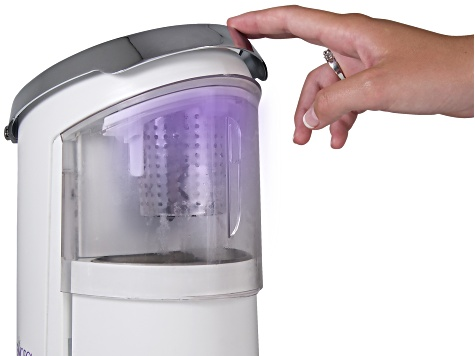 GemOro (TM) Jewelry Sauna Combination of Ultrasonic, Triple Steam Jet & UV Cleaner