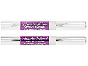 GemOro (R) Sparkle Wand On-The-Go Jewelry Cleaner Set of 2