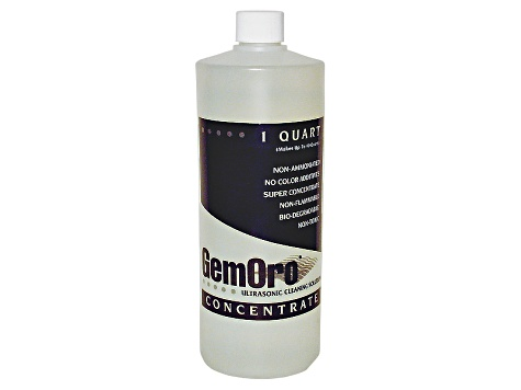 Gemoro Super Concentrated Cleaning Solution 1-Quart Bottle/Makes Up To 40 Quarts