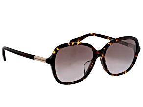 Kate Spade Brylee Dark Havana/Brown Sunglasses