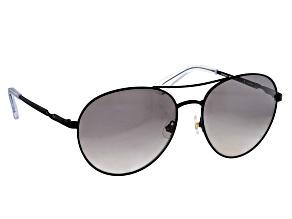 Kate Spade Joshelle Black/Smoke Sunglasses