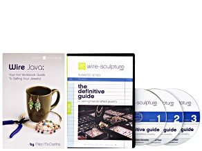 Pre-Owned The Definitive Guide To Selling Handcrafted Jewelry & Wire Java Workbook