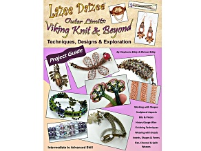 Pre-Owned Lazee Daizee Outer Limits: Viking Knit And Beyond, Techniques, Designs & Exploration Book