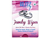 Blitz Small Travel Box Dispenser With Dry Wipes