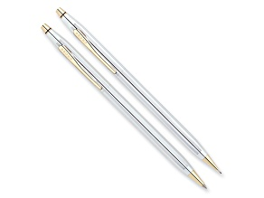 Classic Century Medalist Ball-Point Pen && 0.7mm Pencil Set