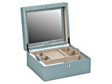 London Square Jewelry Box Ice By Wolf