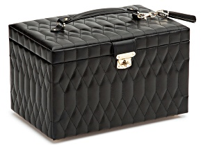 Caroline Large Box Black