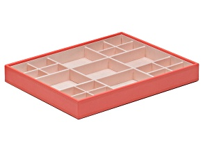 Stackables Large Standard Jewelry Tray Coral By Wolf