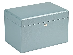 London Medium Jewelry Box Ice By Wolf
