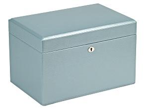 London Medium Jewelry Box Ice By Wolf