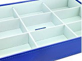 Heritage Stackables Large Deep Tray Blue by Wolf