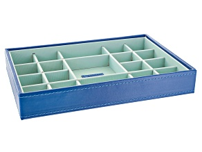 Heritage Stackables Medium Standard Tray Blue by Wolf