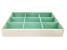 Stackables Large Deep Tray Ivory by Wolf