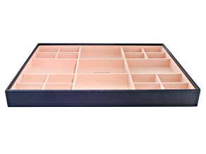 Stackables Large Standard Tray Navy by Wolf
