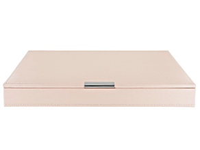 Stackables Large Tray with Lid Blush by Wolf
