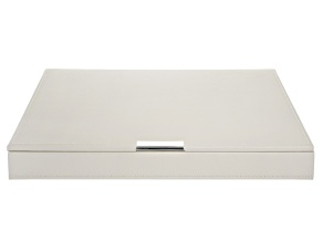 Stackables Large Tray with Lid Gray by Wolf