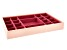 Stackables Medium Standard Jewelry Tray Blush by Wolf