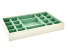 Stackables Medium Standard Jewelry Tray Ivory by Wolf
