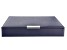 Stackables Medium Jewelry Tray with Lid Navy by Wolf