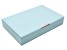 Stackables Medium Jewelry Tray with Lid Aqua by Wolf