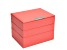 Stackables Mini Jewelry Tray Set Coral by Wolf