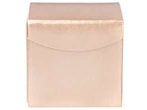 WOLF Travel Snap Jewelry Case with LusterLoc (TM) in Rose Gold
