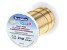 ColourCraft Round Wire in Light Brass Gold Tone 24G Appx 0.5mm Diameter Appx 30 Yards Total