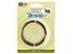 Artistic Wire Round Braid in Brass Gold Tone 12 Gauge Appx 2mm in Diameter Appx 5' Total