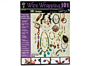 Wire Wrapping 101 Book By Katie Hacker