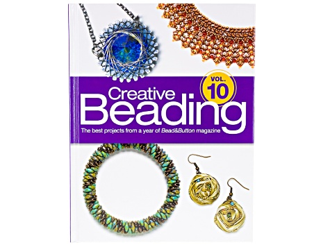 Creative Beading Volume 10 Jewelry Making Book