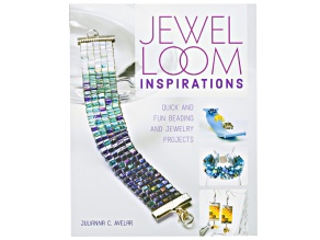 Jewel Loom inspirations Book By Julianna C. Avelar