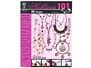 Necklaces 101 By Katie Hacker Book 40 Pages