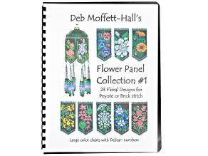 Deb Moffett-Hall's Flower Panel Collection #1