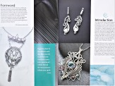 Inventive Wire Weaving: 20+ Unique Jewelry Designs By Susan Barzacchini 112 Pages