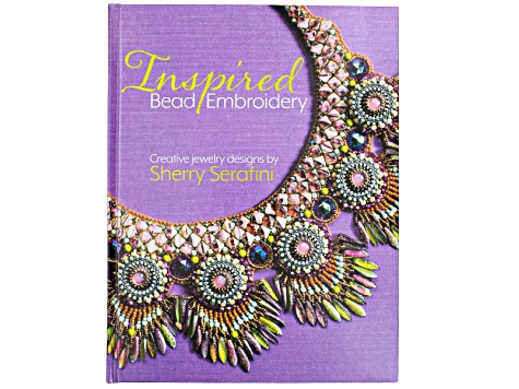 Inspired Bead Embroidery Creative Jewelry Designs By Sherry