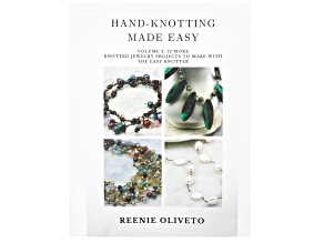 Hand-Knotting Made Easy Volume 2 By Reenie Oliveto