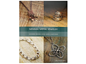 Minimal Metal Jewelry: Modern Designs Using Wire & Jump Rings by Kieu Pham Gray w/Author Autograph