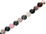 "Tourmaline Appx 8mm Round Large Hole Bead Strand Appx 7-8"" Length"