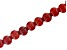 "Carnelian Appx 8mm Round Large Hole Bead Strand Appx 8"" Length"