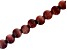 "Goldstone Appx 8mm Round Large Hole Bead Strand Appx 8"" Length"